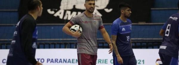 Pato Futsal tem técnico interino