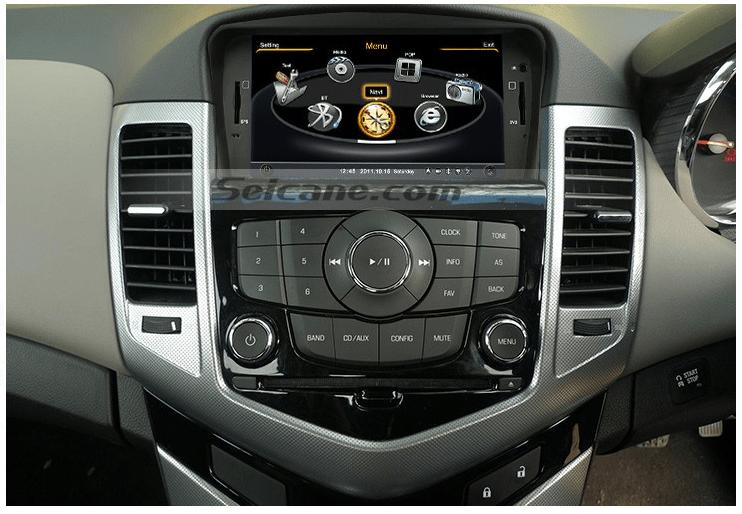 How To Mount 2009-2012 Chevrolet Cruze Radio Bluetooth