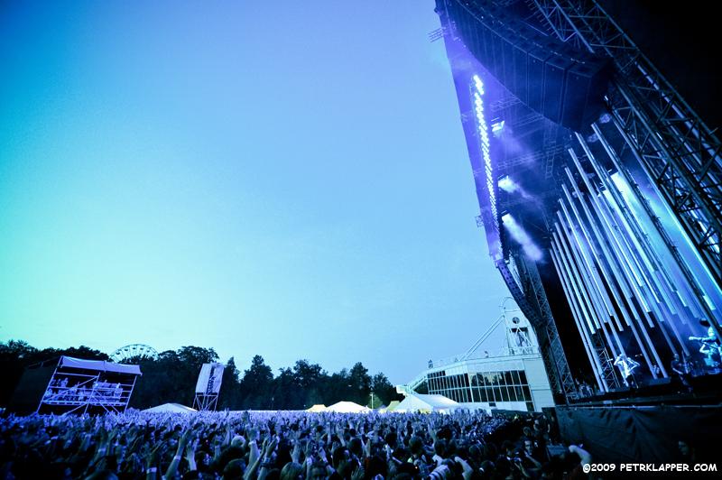 Radiohead Prague