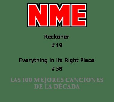 NME-Top songs