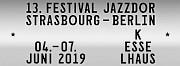 """""""Illimité"""" Höhepunkte vom 14. Festival Jazzdor Berlin u.a. mit Extradiversion und Naissam Jalals Quest of Invisible / Mit Nina Polaschegg"""