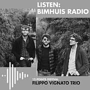 """""""Filippo Vignato Trio""""  12 points festival  28.09.2019 Live at Bimhuis"""