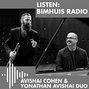 """""""Avishai Cohen & Yonathan Avishai"""" 14.12.2019 Live At Bimhuis"""