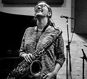 "Anna Webber Septett ""Clockwise"" beim Jazzfestival Saalfelden 2019"