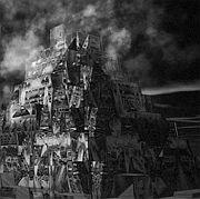 Cuneiform: Djam Karet – Burning the Hard City / Dieses Wochenende für FIVE