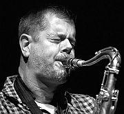 Ken Vandermarks All-Star-Quartett beim Jazzfestival Saalfelden 2019