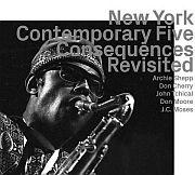 "My Favorite Discs: ""New York Contemporary Five"" Mit Nina Polaschegg"