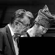 """""""Aki Takase / Alexander von Schlippenbach"""" im Konzert 2020"""