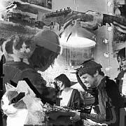 """""""Band mit Katze"""" Die Berliner Band Cremant Ding Dong begleitet den Lockdown musikalisch."""