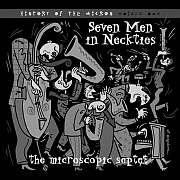 Cuneiform: The Microscopic Septet – Seven Men In Neckties / Dieses Wochenende für Seven
