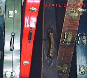 Release Tipp: Jon Rose – State Of Play / ReR Megacorp