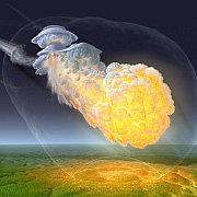 """""""Der Meteor von Tunguska"""" Feature von Claudia Schmölders"""