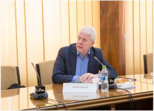 CD PBI la Radio Romania2 Foto Alexandru Dolea