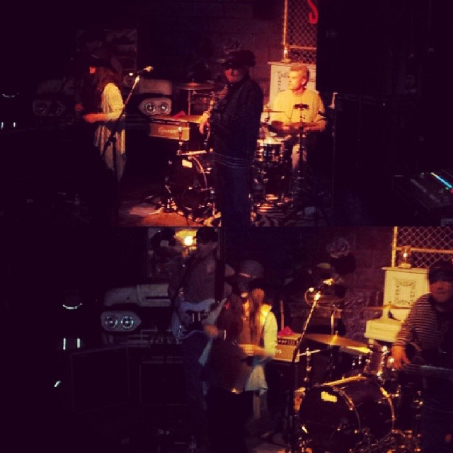 Live @ Studio Soul Tony Trahan and Bluekrewe #radioidl