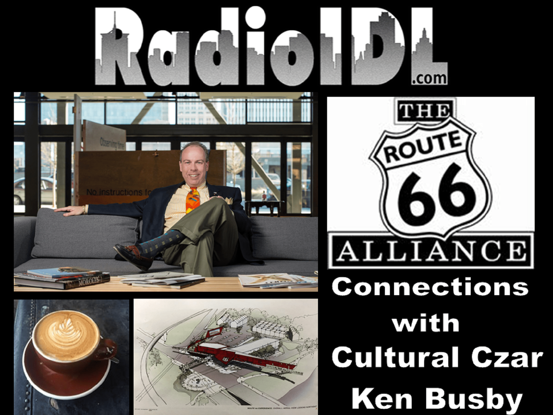 Connections with Ken Busby Air Date 051218