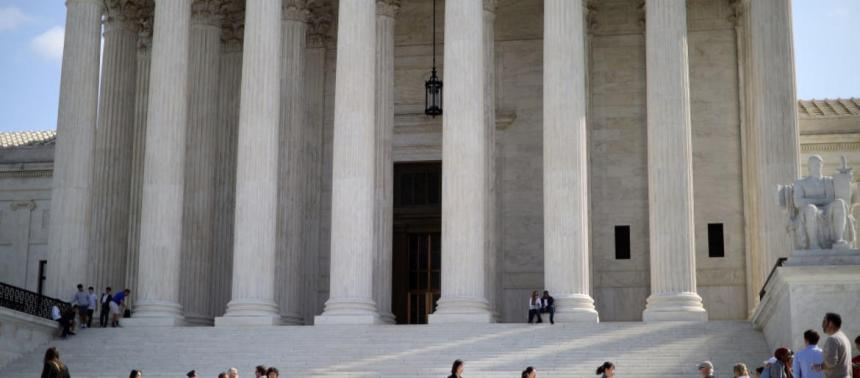 Supreme Court to hear arguments if law protects LGBT workers GettyImages 1179620041
