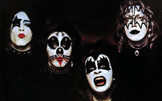 """""""Kiss"""": Ab 2019 für drei Jahre auf Mega-Tour"""