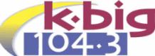 KBIG 104.3 Old Logo