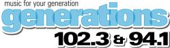 Generations 102.3 WSUH Charlottesville