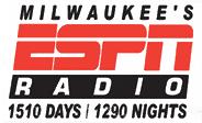 1510 WAUK 1290 WMCS 540 WRRD Milwaukee ESPN Radio