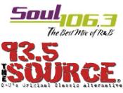 Power 106.3 WYRB WSRB WPWX Tom Joyner Soul 93.5 The Source WEBX The Beat