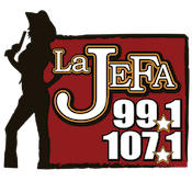 La Jefa 99.1 KFZO 107.1 KDXX Dallas Fort Worth Ft Denton Recuerdo 99.3 La Kalle KRGT Las Vegas