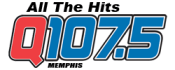 101.9 Radio Now Memphis KWNW Kiss KIYS Q107.5 107.5 The Q 96.1 Flinn
