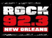 Rock 92.3 WDVW Mix New Orleans KYRK WRNO