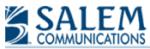 Salem Communications The Answer 860 Tampa 920 Atlanta 930 San Antonio 1170 San Antonio 1260 Washington DC 1590 Seattle