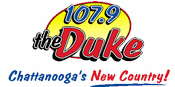 Big 107.9 The Duke WOGT GT 108 Chattanooga Hippie 106.9