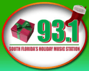 Christmas Radio Santa Holiday Music 93.1 Miami 105.7 Albany 94.3 Winnipeg 97.5 Phoenix