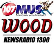 107mus 107 MUS 106.9 WMUS 107.9 Star 108 WSHZ 105.7 WSRW 1300 WOOD FM WOOD-FM