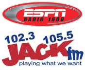 87.7 The Ticket 102.3 Deportes ESPN 1600 Fox Sports Denver KEPN 105.5 KJAC Front Range Sports 104.3 Fan KKFN
