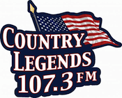 Country Legends Talk 107.3 WBRP WYPY Baton Rouge Rock 104.9 The X KNXX Guaranty Broadcasting