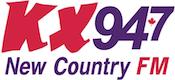 KX947 KX 94.7 The Wave CIWV Hamilton Toronto KX96 Ajax Oshawa Durham Radio