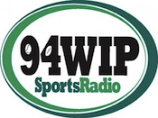 610 WIP 94 94.1 WYSP Philadelphia Angelo Cataldi Macnow Gargano Danny Bonaduce Eskin Eagles Phillies