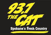 93.7 The Cat Country 94 KDRK Spokane KXLY 937 The Mountain Mapleton