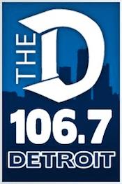 106.7 The D Beat Detroit WDTW Classic Rock Clear Channel