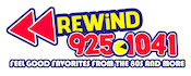 Rewind 92.5 104.1 The Canyon KFLX Chino Village Prescott Flagstaff Grenax