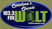 Classic 103.3 WOLT Greenville Spartanburg Bill Drake Skip Church Beach Bob Spin SpinFM Jamtraxx
