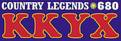 Classic Country 680 KKYX 104.9 K285EU Houston Jerry King Cox