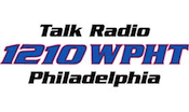 Talk Radio 120 WPHT Philadelphia Buzz Bissinger Steve Martorano IQ106.9 Rush Limbaugh Mark Levin
