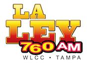 La Ley 760 WLCC Tampa Bay Radio Luz Salem