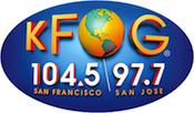 104.5 KFOG San Francisco 97.7 KFFG San Jose Tony Longo Melanie Walker Tim Jeffreys Jeffries Greg Gory Dennis Consadine