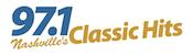 Classic Hits 97.1 WRQQ Nashville KLove K-Love WLVU