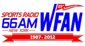 WFAN New York 25 25th Anniversary