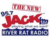 95.7 Jack FM JackFM River Rat Radio KPKR Parker Lake Havasu
