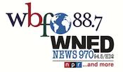 News 970 WNED Buffalo 88.7 WBFO Crawford Broadcasting 99.5 WDCX
