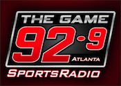 92.9 The Game WZGC Atlanta Kordell Stewart Jaime Carl Dukes Rick Kamla Randy Cross