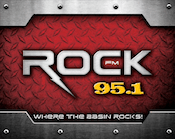 Rock 95.1 KQRX Bob BobFM 95X Midland Odessa Brazos Communications West Texas Kotter KBAT